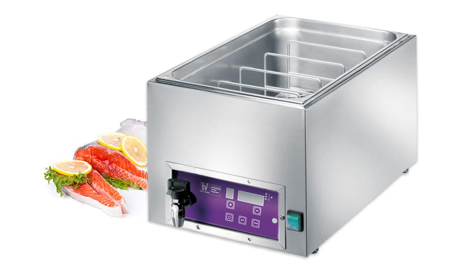 BESSER VACUUM Statik Cook varná lázeň sous-vide